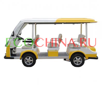 Langqing Tourist Car LQY081A